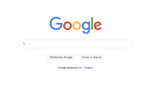 app web Google exemple